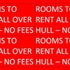 Rooms to Let All Over Hull - No Fees  Main Photo