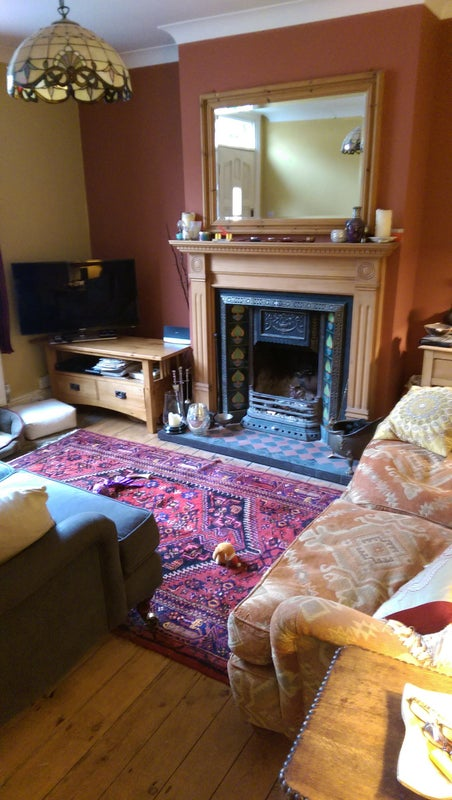 Double Room In Victorian House Central Location Room To