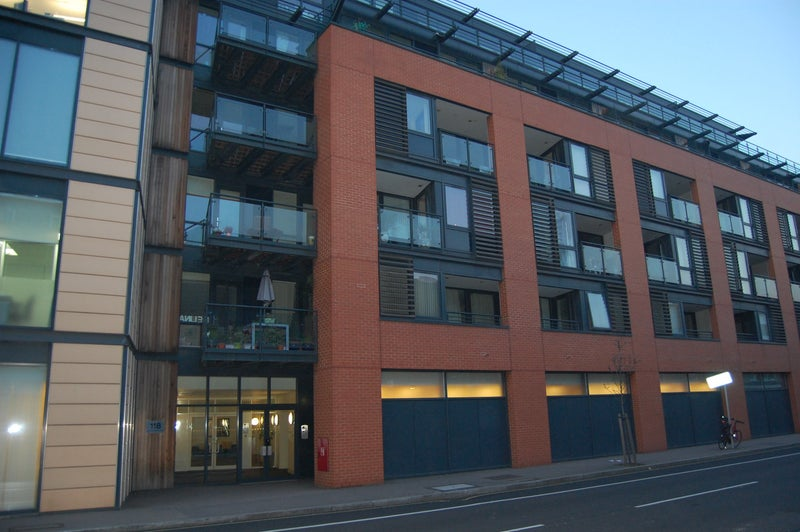 39 Modern Central London Apartment With Large Balcony 39 Room
