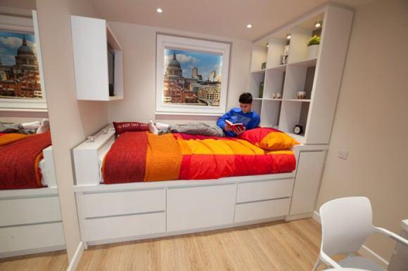 London Rent Room Student