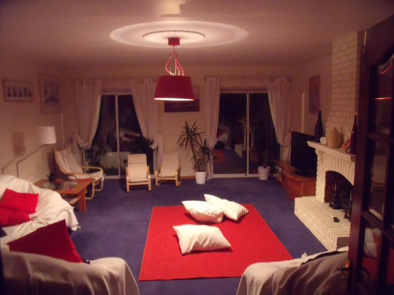 Fully furnished rooms with use of gym room to rent