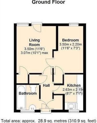 Cheap Room In Tooting