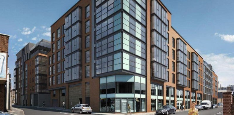 39 brand new luxury penthouse studio flat no bills 39 room. Black Bedroom Furniture Sets. Home Design Ideas