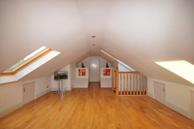 Whitfield Loft Conversion In A 5 Bedroom House Room To