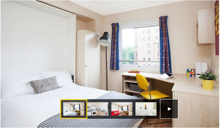 One Bed Room Flat Glasgow