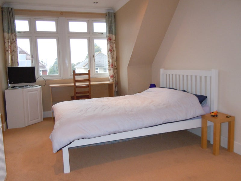 Double Ensuite Room To Rent In Bournemouth