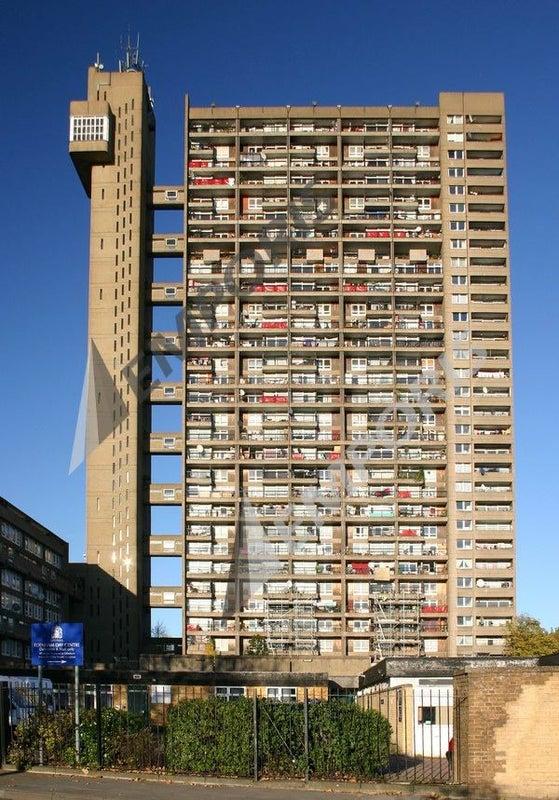 A Trellick Tower Double Bedroom 22nd Floor Room To Rent