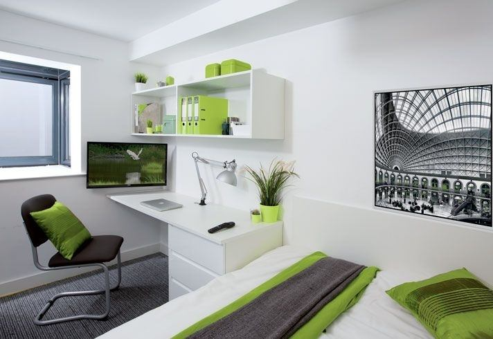 39 contemporary studio in city centre 39 room to rent from. Black Bedroom Furniture Sets. Home Design Ideas