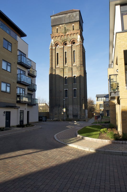 Central London S Only Water Tower Room To Rent From