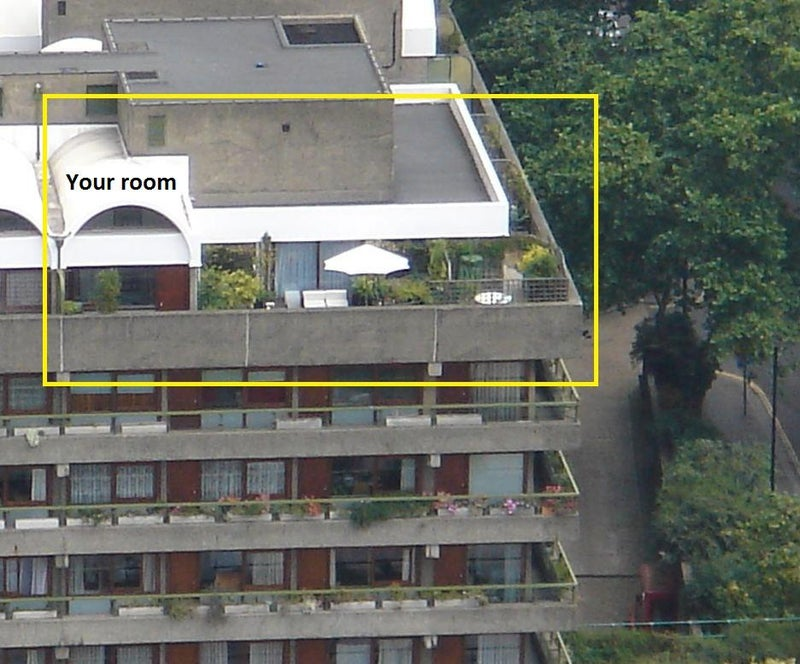 39 barbican centre penthouse flat 39 room to rent from spareroom