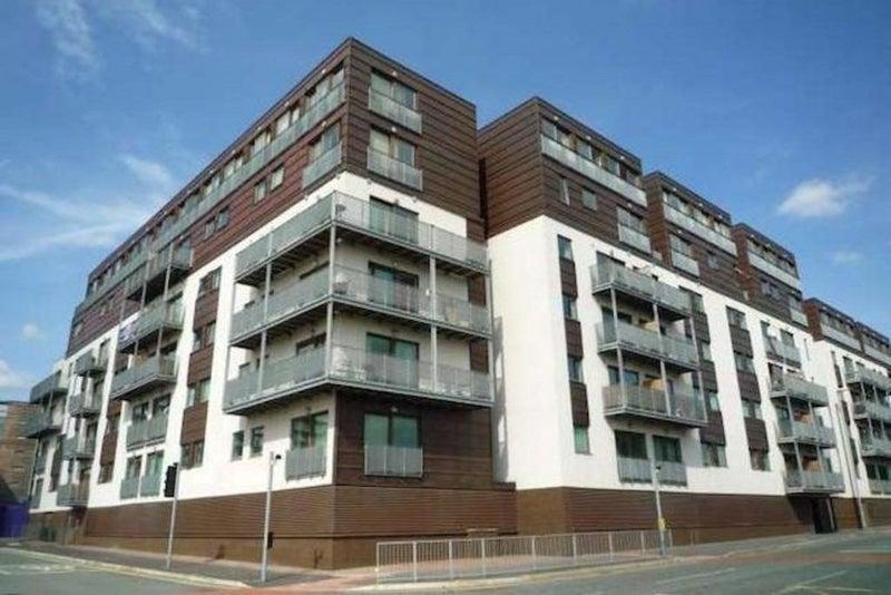 En Suite Room To Rent Greater Manchester