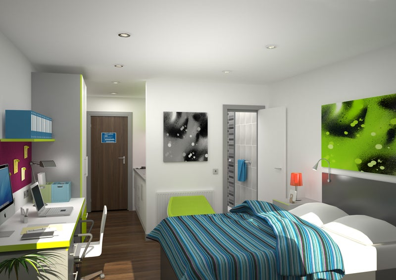 Brand New Student Accommodation Room To Rent From Spareroom