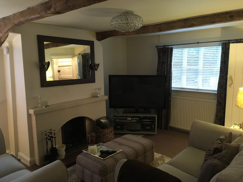 Double Bedroom Near Manchester Airport In Wilmslow Room