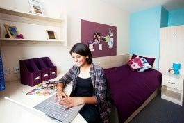 Julian Markham House Student Room