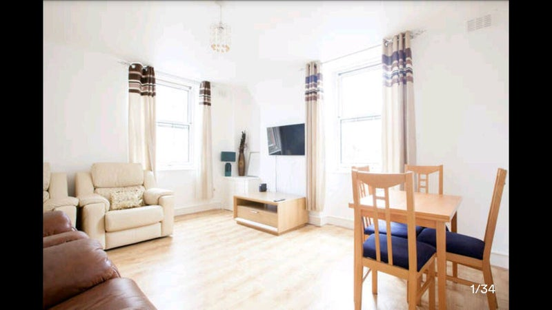 39 Short Let One Bedroom Flat Near Central London 39 Room To Rent From Spareroom