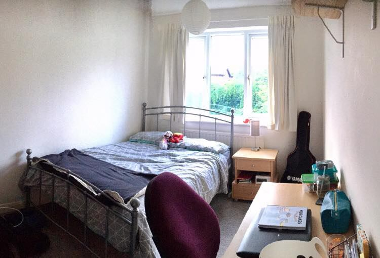 Spare Room Mile End  Bed House