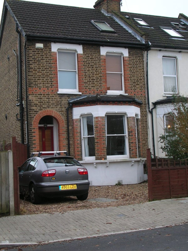 Legal or planning definition of what single storey means for Terraced house meaning