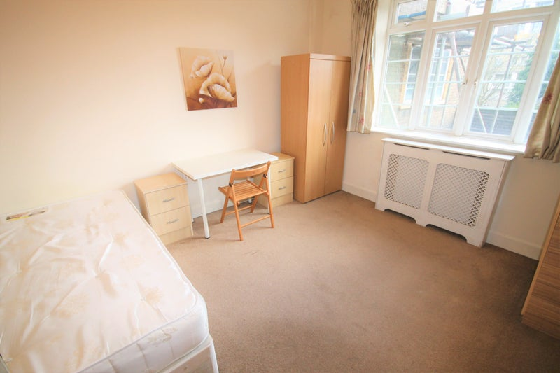 Finchley Central Rooms To Rent