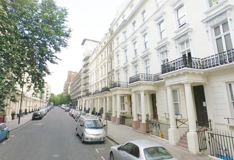 39 beautiful self contained studio near hyde park 39 room to for Queensborough terrace