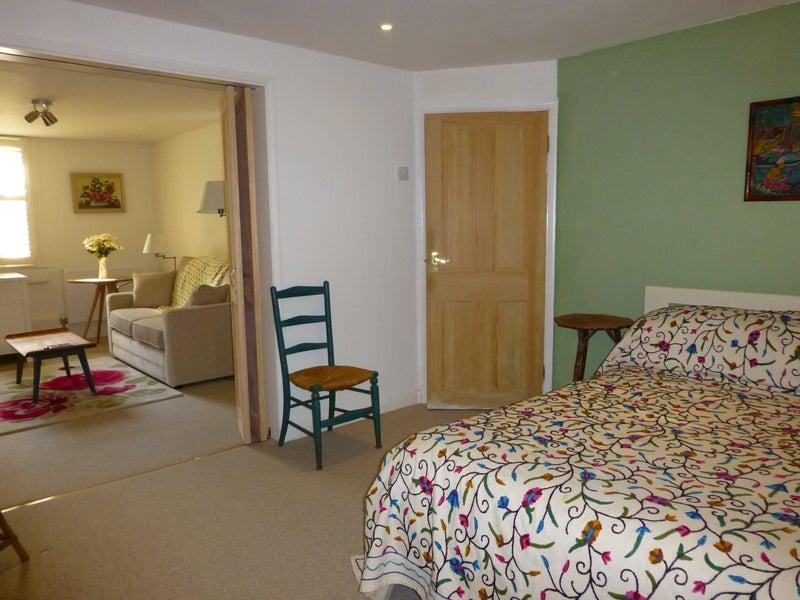 Click To Zoom From Bedroom Through Bi Fold Doors Living Room