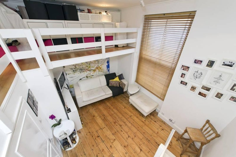 39 short let chelsea studio w mezzanine 39 room to rent from spareroom - Mezzanine studio ...