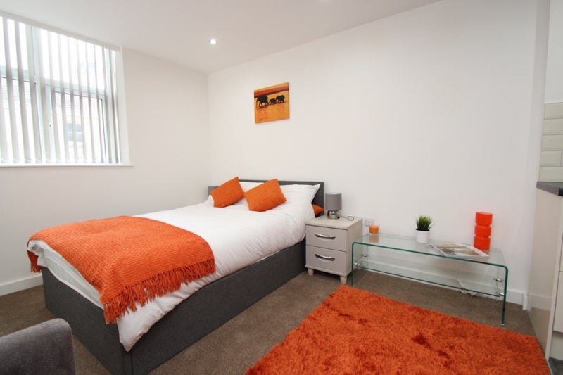 Ensuite Room To Rent In Hull