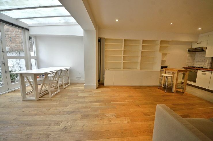 One Room Apartment For Rent London Kings Cross