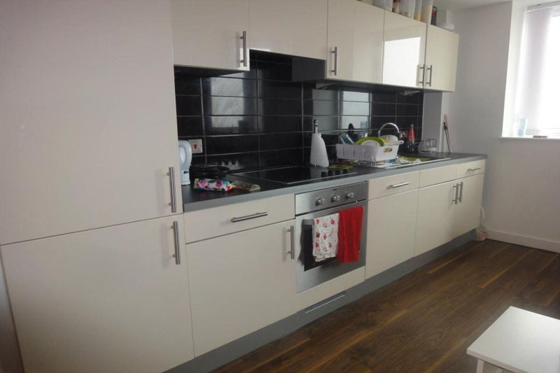 Salford Quays  Bed Flat To Rent