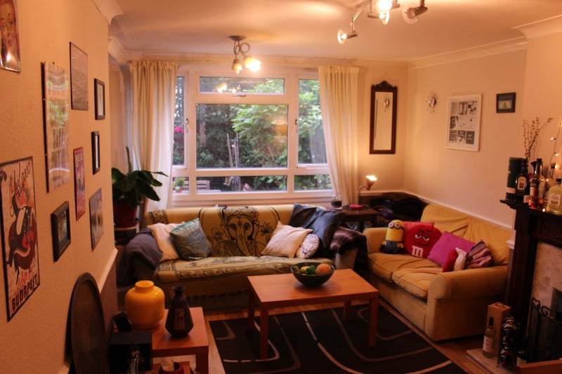 Click To Zoom Living Room Opens The Garden
