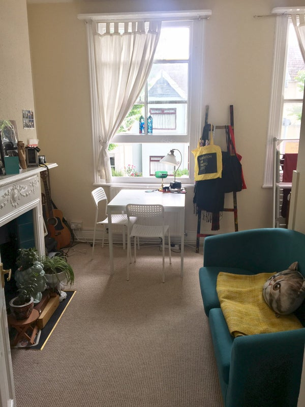 39 lovely double room in two bed flat brighton 39 room to for Room to rent brighton