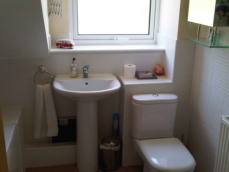 Hitchin Centrally Located Double Room Near Station Room