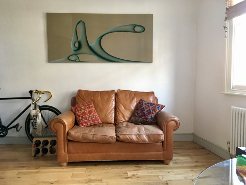 Trendy Flat Available In Brixton Few Seconds Away From The Popular Village And Its Wide Offer Of Restaurants Bars