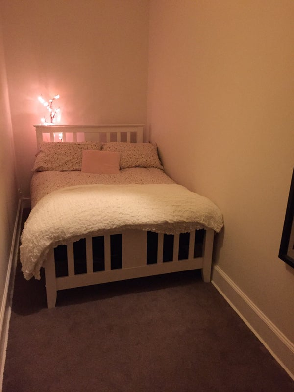 Small Double Bedroom double bedroom for rent in haymarket ' room to rent from spareroom