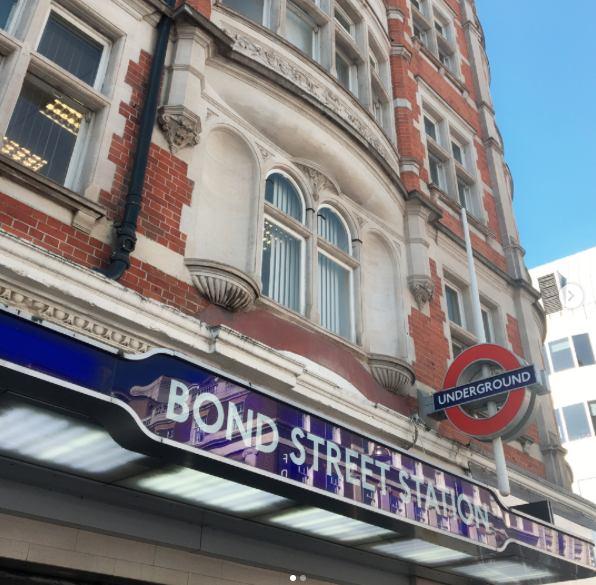 Rent A Room Near Oxford Street London