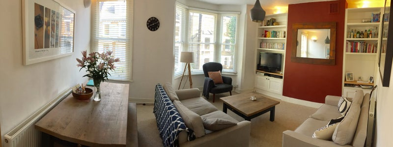 Clean Double Room In Bright And Cosy Islington House
