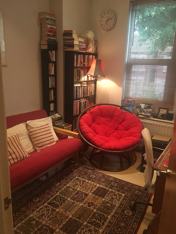 Spare Room One Bed Clapham
