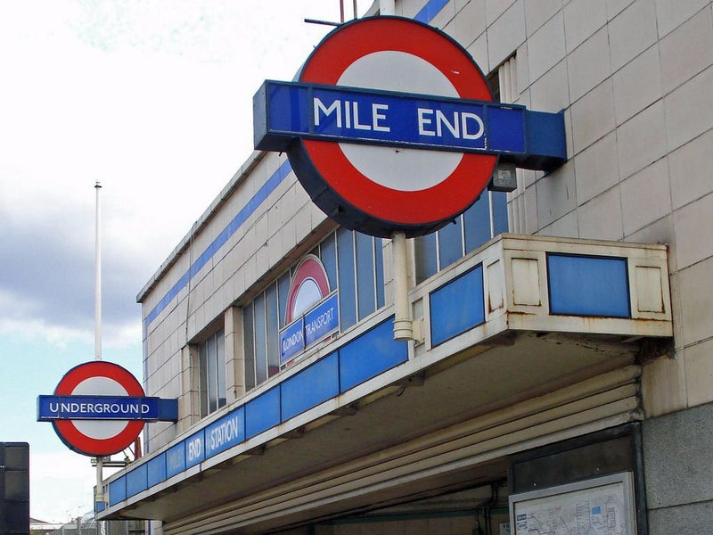 Rent A Room In London Mile End