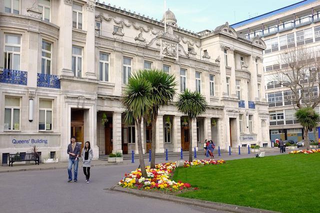 minnes queen mary university - 640×425