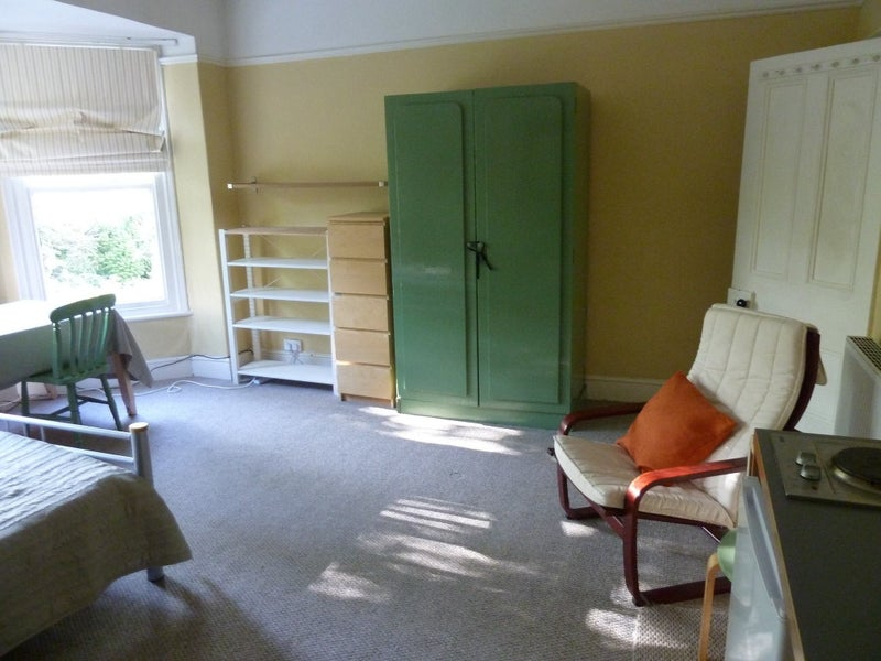Spacious Bedsit Room In Family Home Nr Park From Spare