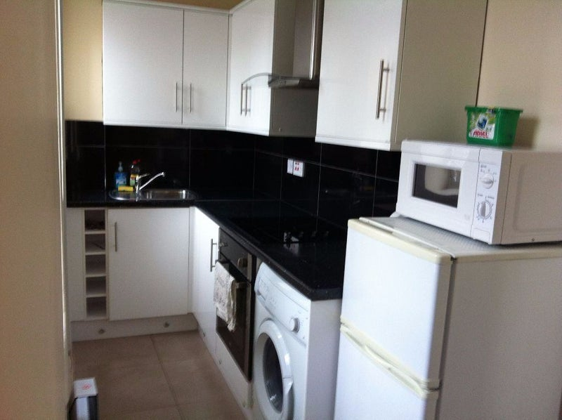 Studio Flat With Separate Kitchen In East London
