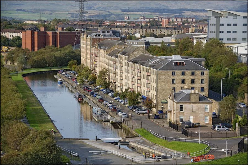 Renting 2 Bedroom Flat In Speirs Wharf Glasgow Room To