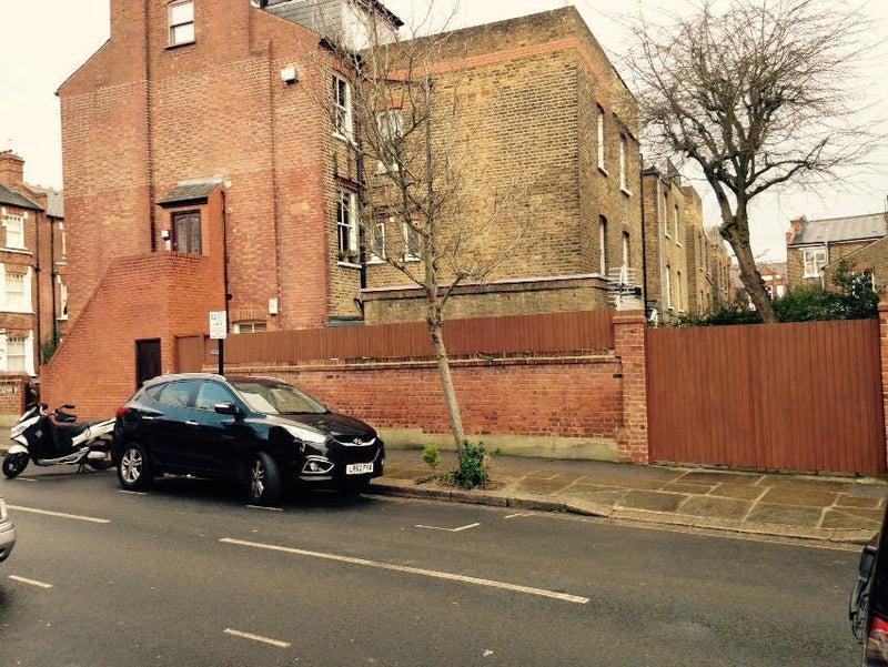 Car Parking At Hampstead Heath