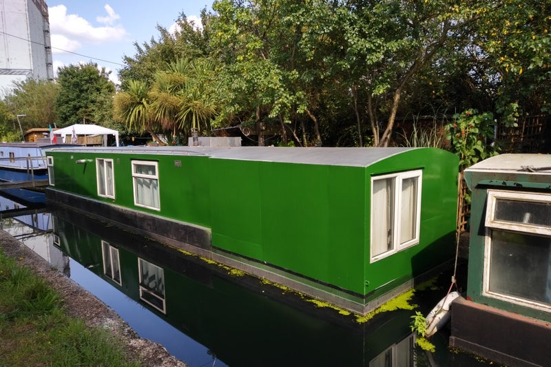 Houseboat Room To Rent London