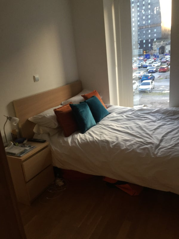 Spare Room  Bed Picadilly Manchester