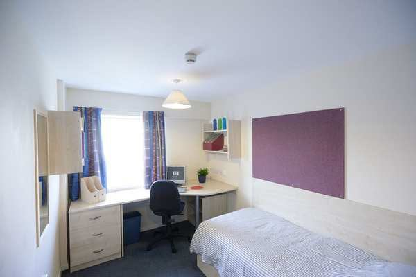 Click To Zoom: Bedroom. Student Accommodation Available In Liberty House ...