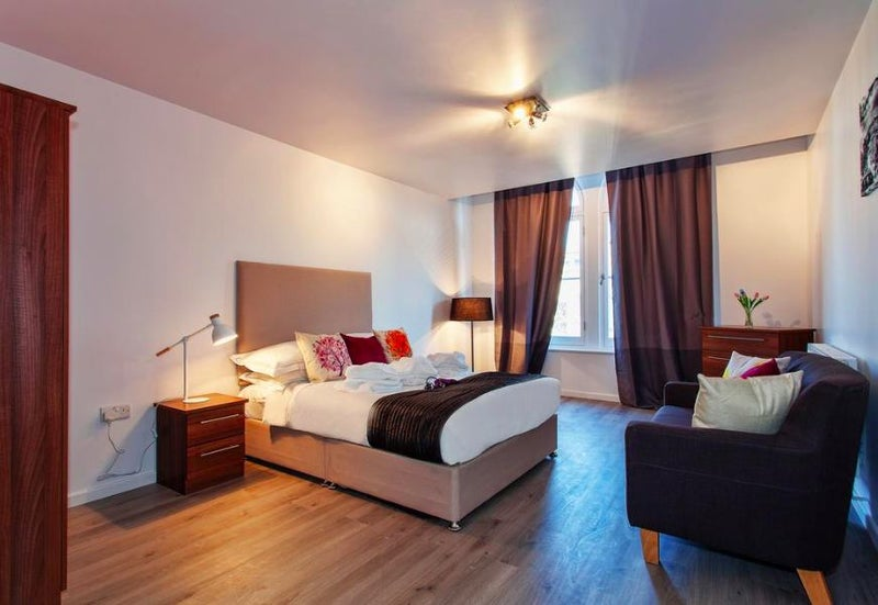 Stunning Newly Built 1 U0026 2 Bedroom Apartments, Extremely Spacious And  Capable Of Fitting Upto 4 Or 6 People (double Bed In Bedroom, Sofa Bed In  Living Room) ...