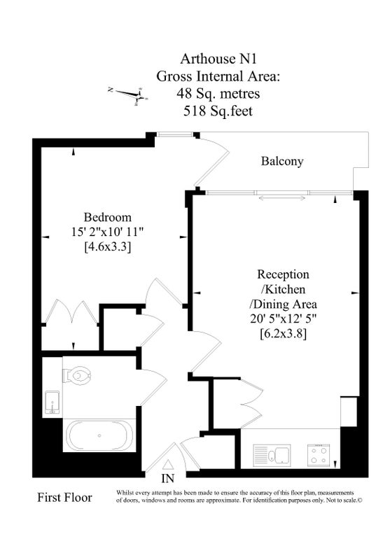 Flat Room To Rent King Heart