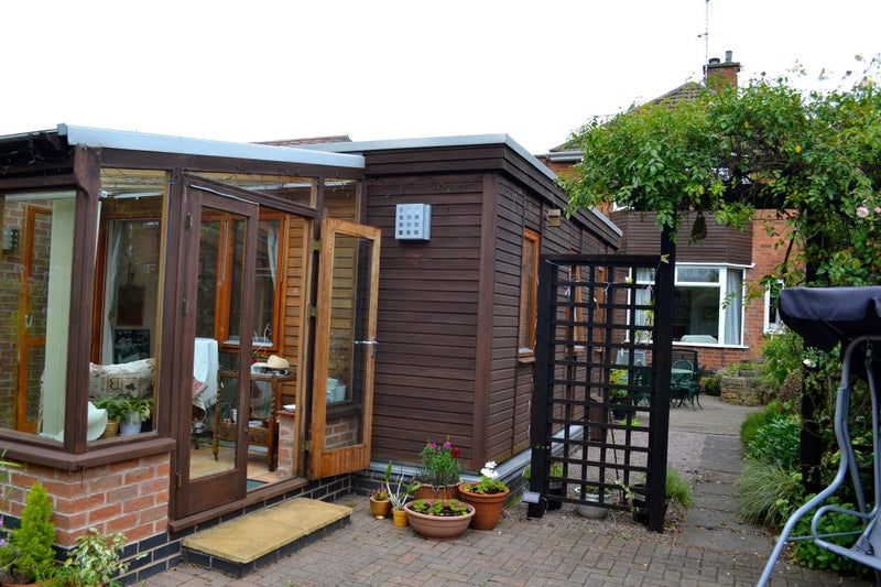Beautiful Granny Annex Attached To Lovely Home Room To