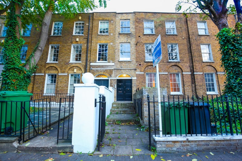 2 bed flat georgian conversion london sw9 room to rent from