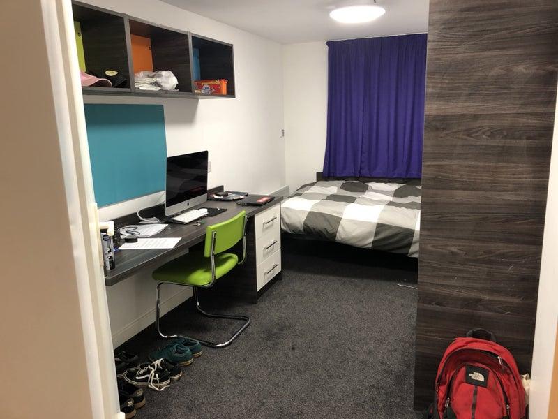 Premium Double Ensuite Room At Liberty Park Leeds Room